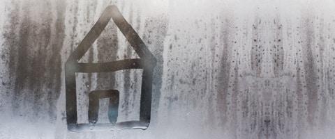 Condensation sur les fenêtres