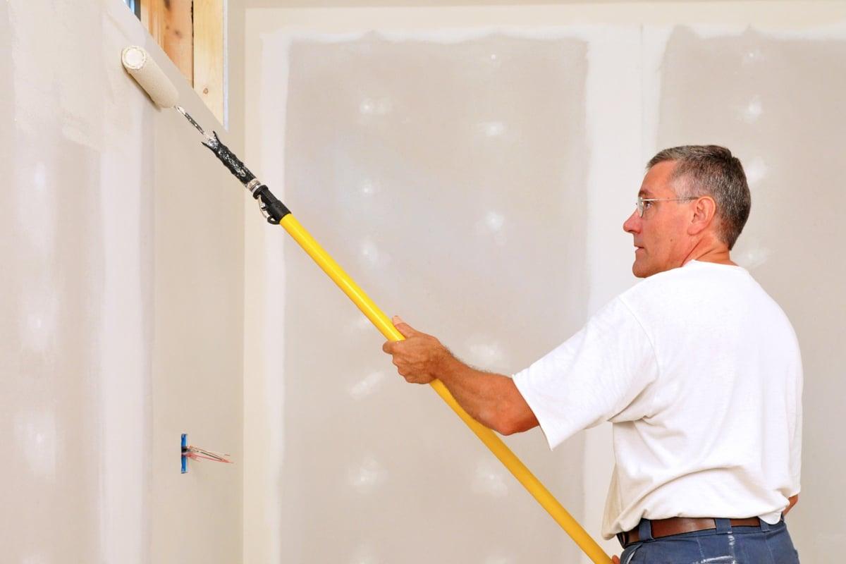 peindre murs humides